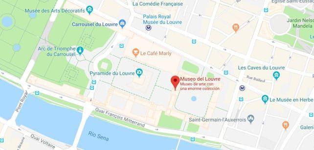 Francia-Paris-Museo-de-Louvre-mapa2