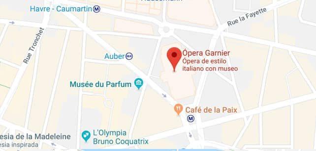 Francia-Paris-Opera-mapa
