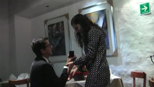 Mi propuesta de Matrimonio
