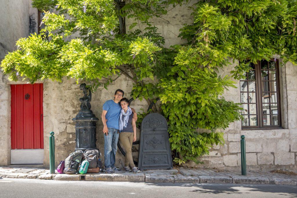 Ana y Bern Camino de Santiago