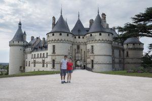 Ana, Bern y el Castillo Francés