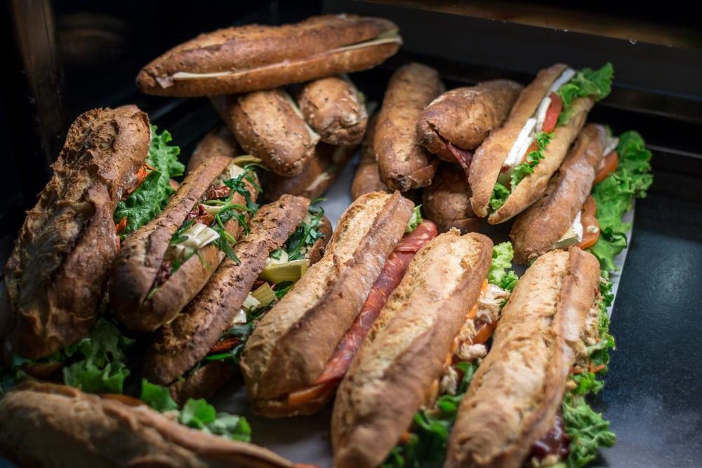 sandwich francés