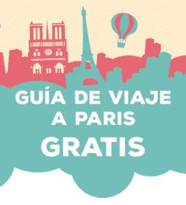 Descarga tu guía de viaje de Paris
