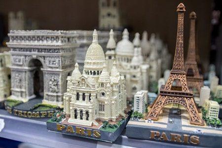 Monumentos en Paris