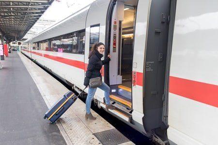 viaja en tren